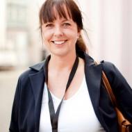 Charlotta Mellander, professor