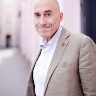 Olle Wästberg, fd generaldirektör för Svenska institutet